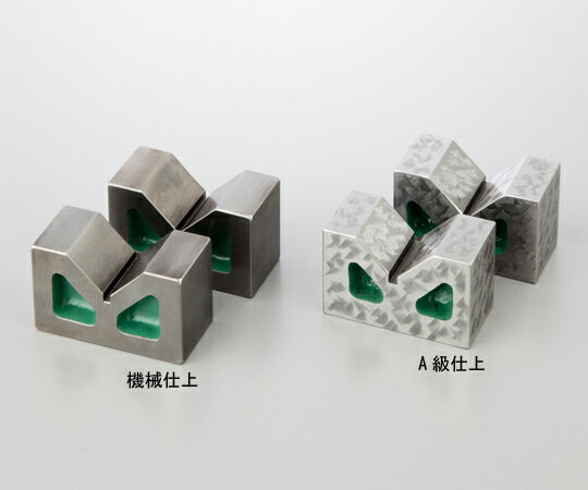 VブロックB型 127-100B 【アズワン】【02P06Aug16】