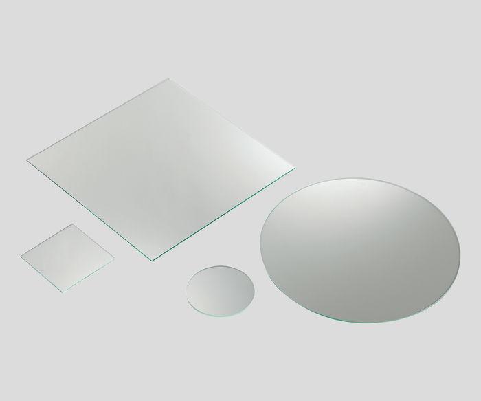 ガラス板φ200-5 石英【02P06Aug16】