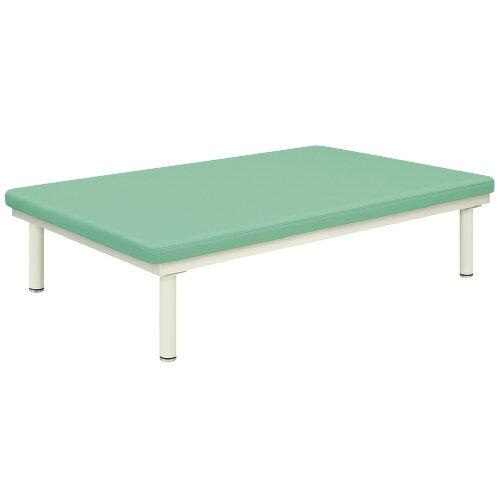高田ベッド製作所 かどまるプラットホーム TB-1073 カラー:メディグリーン サイズ:W1200×L1800×H450