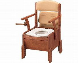 【送料無料】家具調トイレコンパクト 標準便座【02P06Aug16】