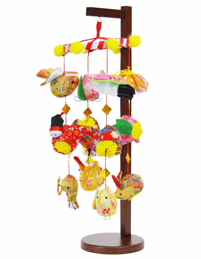 雛人形 ひな人形 お雛様 おひなさま 吊るし さげもん 秀光 人気 ランキング 新作 【p83607】
