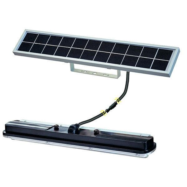 ソーラー式LED照明(屋外用) WA45S-004BS 仕様:分離型(スポット) (249013)