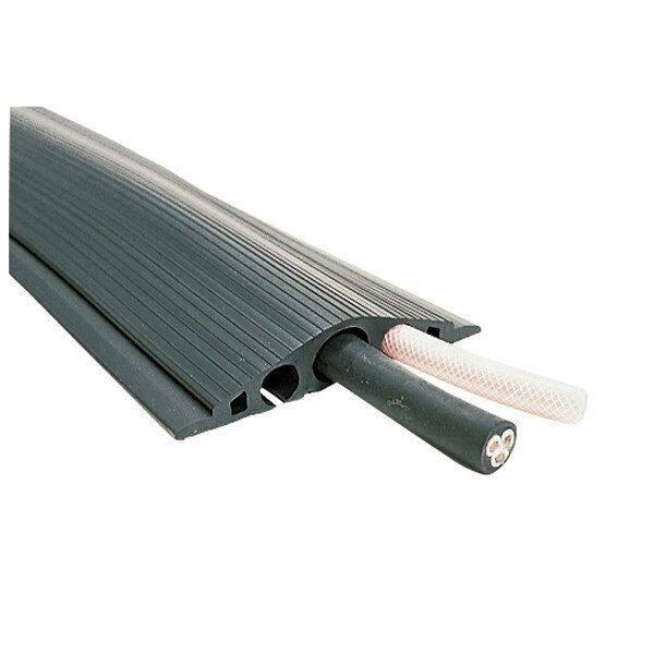 トラソフトプロテクター(ケーブル保護板) 150mm幅×27mm×5m カラー:ブラック (286061)