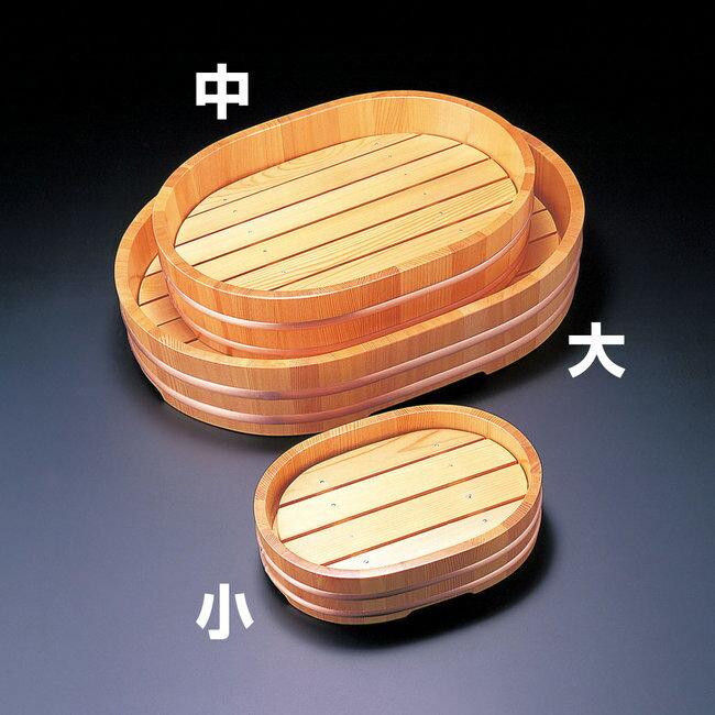 椹・小判盛器 (目皿付) 大 [W31131]【和食器・業務用調理道具の用美ブランド】