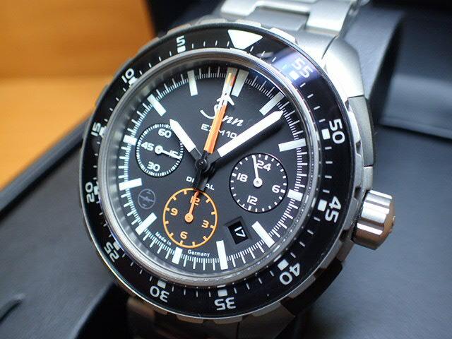 ジン 腕時計 SINN ジン時計 EZM10.TESTAF メタルブレスレット