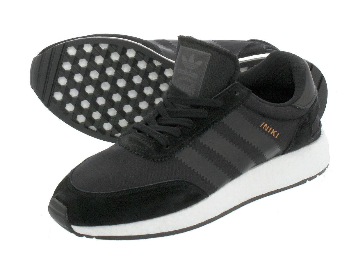 adidas INIKIRUNNER 【adidas Originals】 アディダス イニキランナー BLACK/BLACK/WHITE
