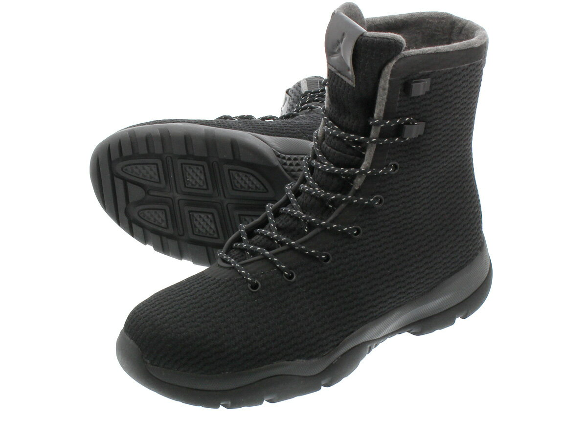 【毎日がお得!値下げプライス】 NIKE JORDAN FUTURE BOOT ナイキ ジョーダン フューチャー ブーツ BLACK/BLACK/DARK GREY