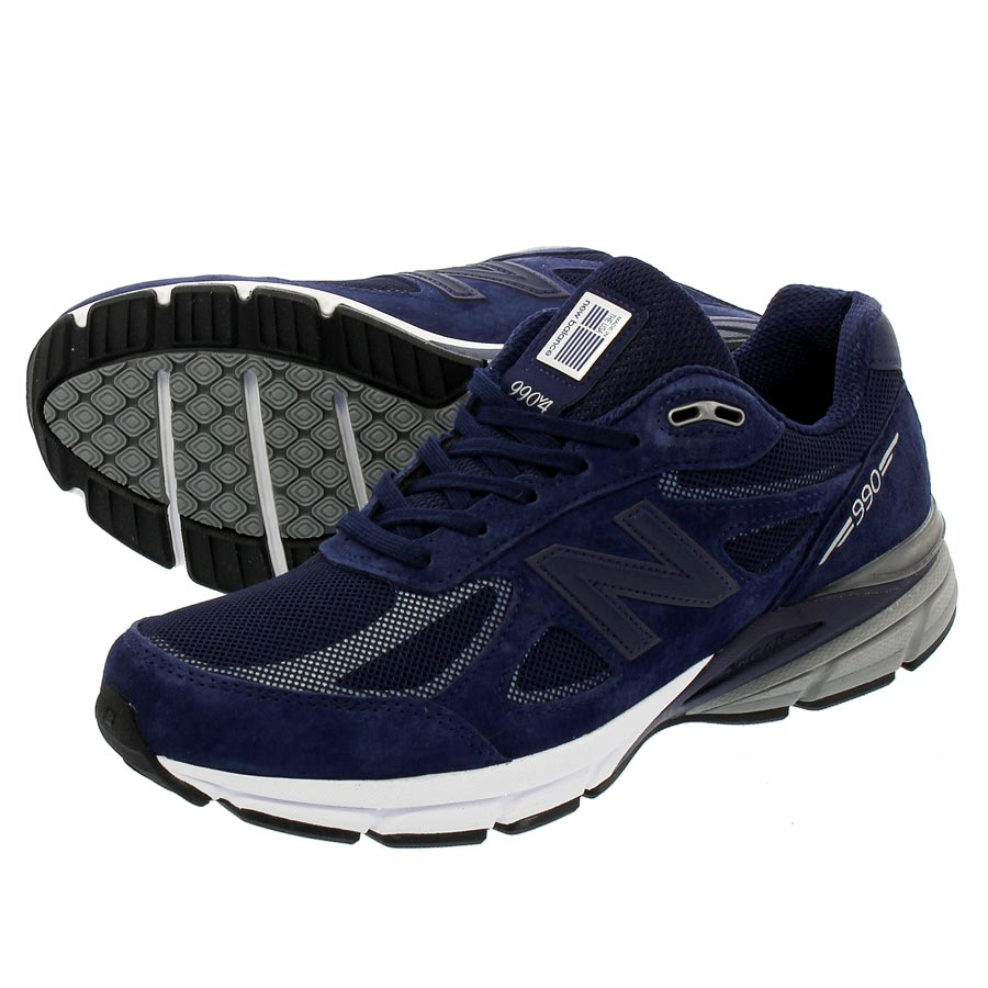 NEW BALANCE M990NLE4 【MADE IN U.S.A.】 ニューバランス M990NLE4 NAVY