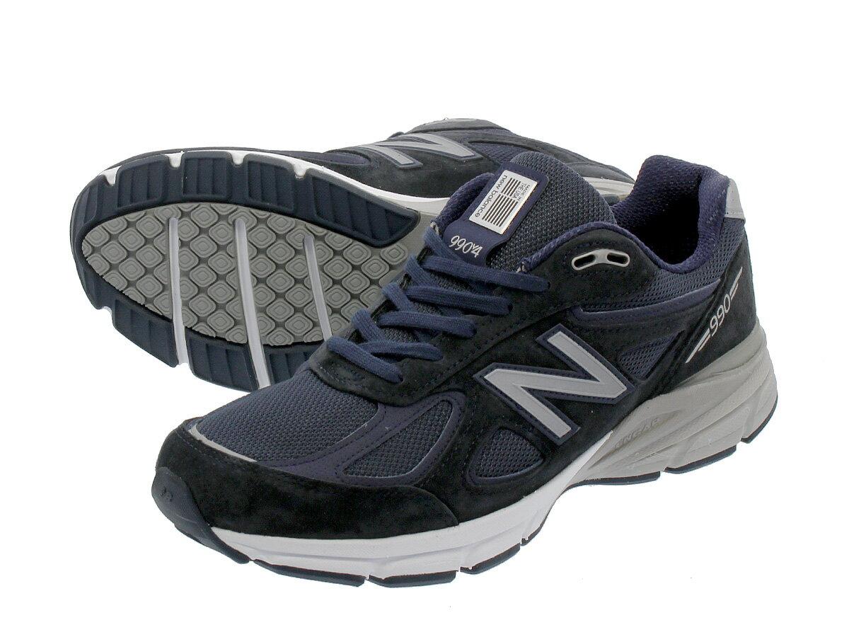 NEW BALANCE M990NV4 【MADE IN U.S.A】 ニューバランス M990 NV4 NAVY