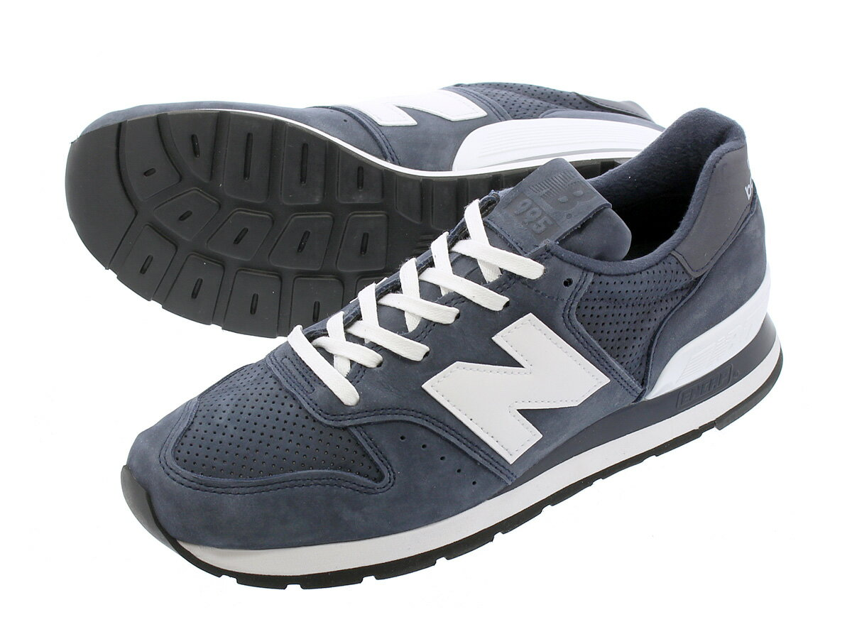 NEW BALANCE M995DNN 【MADE IN U.S.A】 ニューバランス M 995 DNN NAVY / WHITE