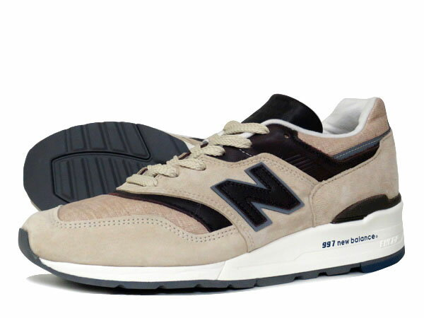 NEW BALANCE M997DSAI 【MADE IN U.S.A.】 ニューバランス  M 997 DSAI TAN/BROWN