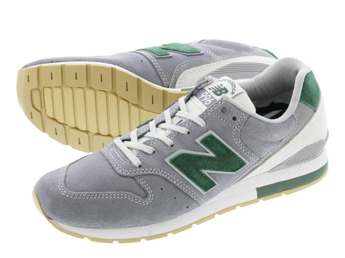 NEW BALANCE MRL996NA ニューバランス MRL 996 NA GREY/GREEN/WHITE