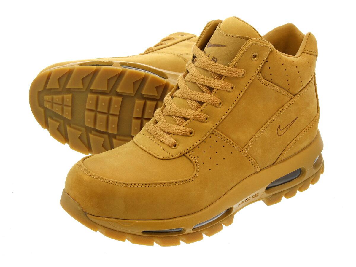 NIKE AIR MAX GOADOME QS BOOT ナイキ エアマックス ゴアドーム QS ブーツ FLAX/GUM LIGHT BROWN