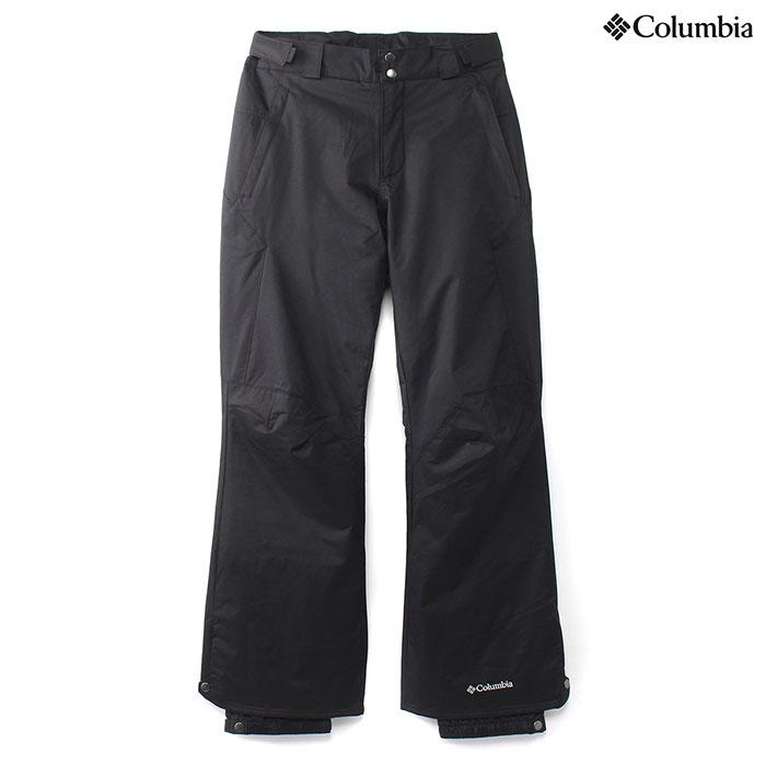 Columbia コロンビア BUGABOO II PANT バガブーパンツ 〔パンツ〕 お取り寄せ品 (Black):SE8360