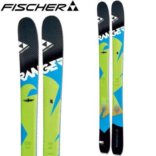 フィッシャー FISCHER 16-17 スキー 2017 RNG 108 TI (板のみ) パウダー オールマウンテン [特価 アウトレット] (-):