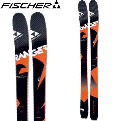 フィッシャー FISCHER 16-17 スキー 2017 RNG 90 TI (板のみ) フリーライド オールマウンテン [特価 アウトレット] (-):