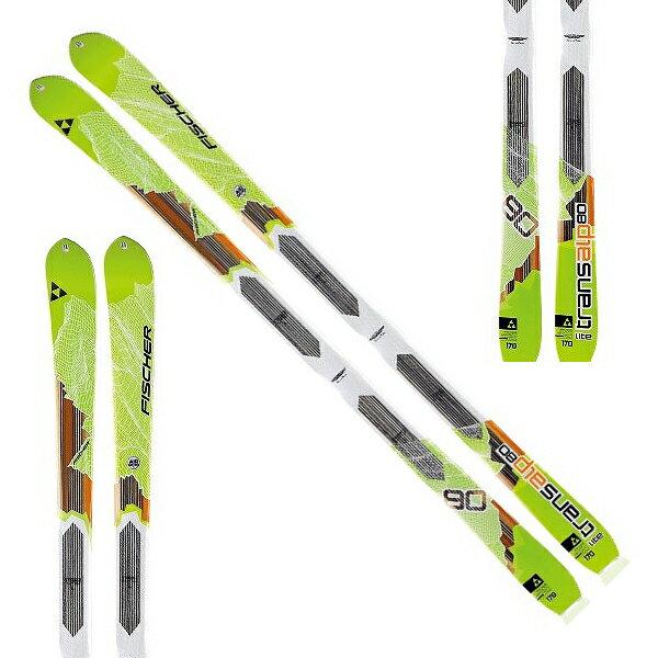 フィッシャー FISCHER 15-16 スキー 2016 TRANSALP 80 トランザルプ80 (板のみ) ツアー オールマウンテン [特価 アウトレット] (-):