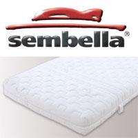 正規品 センベラ ココスター3 マットレス セミダブル 幅120×195×16cm【送料無料】sembella