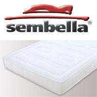 最安 正規品 センベラ プレミアム マットレス ダブル 幅140×195×18cm【送料無料】sembella