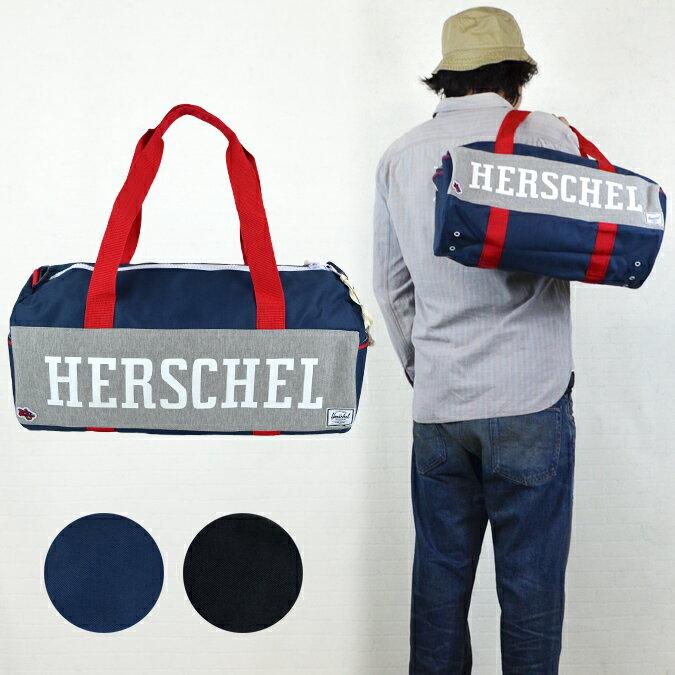 Herschel Supply(ハーシェル サプライ) Sutton Duffle Mid-Volume ダッフルバッグ ボストンバッグ HERSCHEL HOUNDS 【RCP】