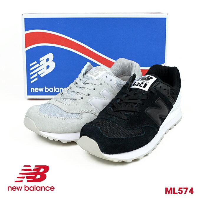 NEW BALANCE / ニューバランス 574 スニーカー 靴 アメカジ ML574WA ML574WB シューズ 靴 メンズ レディースサイズ 【RCP】