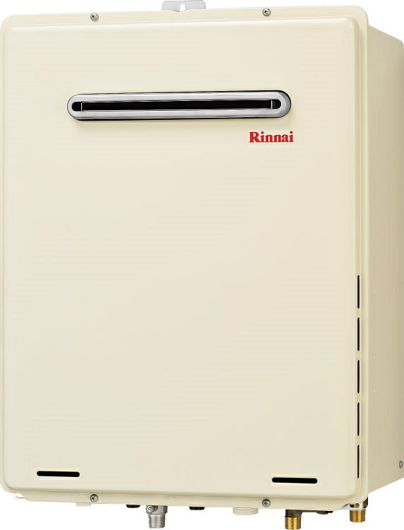 リンナイ ガス風呂給湯器 設置フリータイプ フルオート 屋外壁掛【RUF-A2005AW】 ※RUF-A2000AW(A)後継品