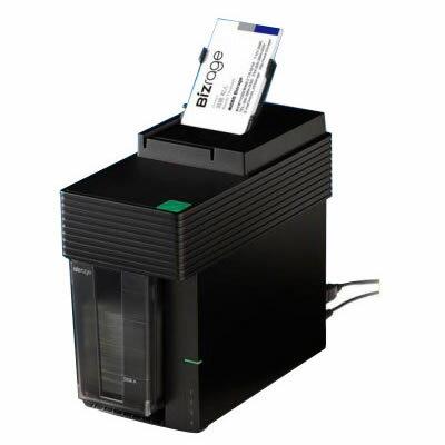 【送料無料】【代引き料無料】キングジム デジタル名刺ボックス「ビズレージ」DNX100