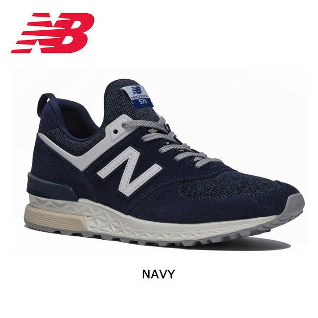 ニューバランス new balance MS574 BB スニーカー メンズ レディース 日本正規品 【靴】