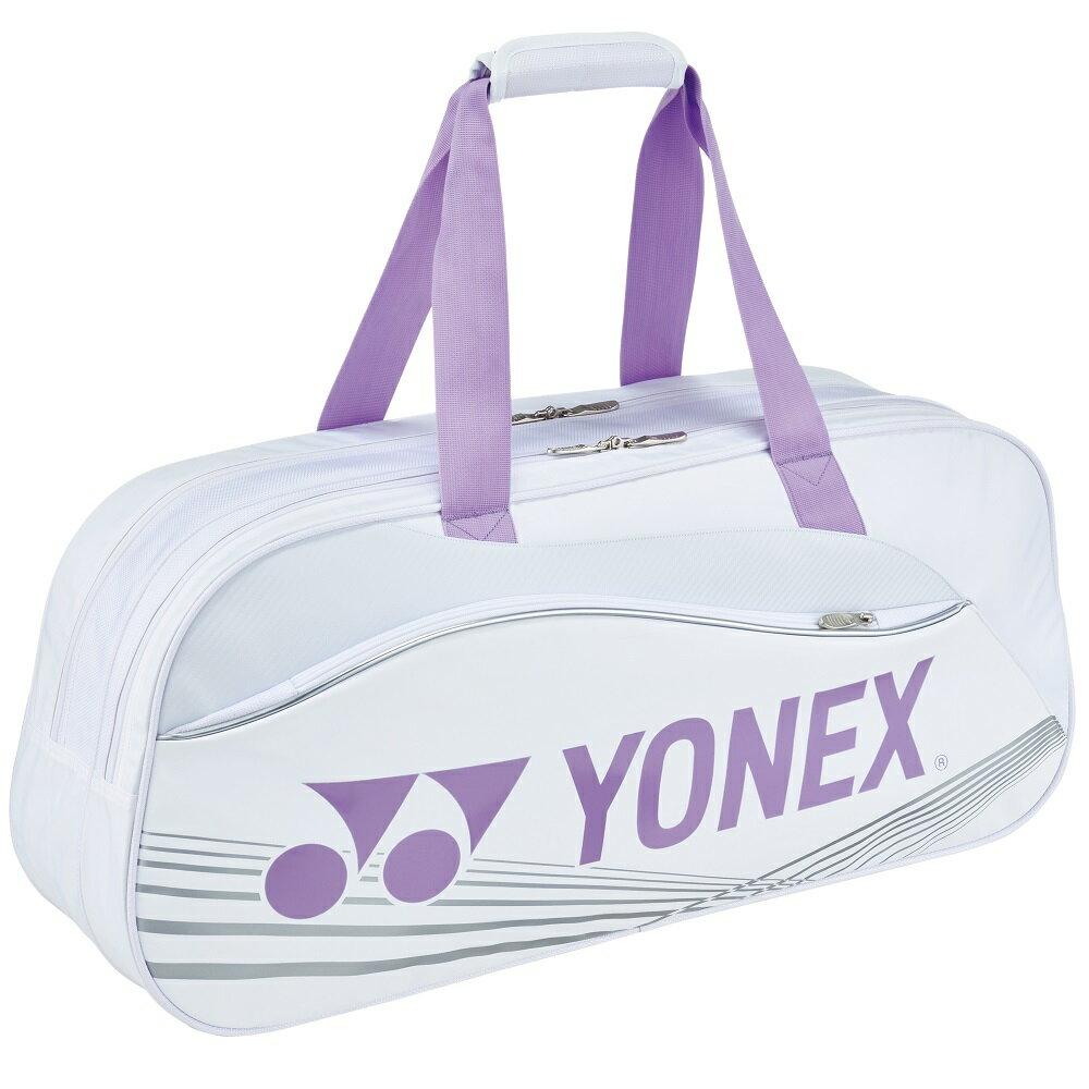 Yonex ヨネックス バッグ テニス テニス トーナメントバッグ ラケット 2 本収納可 【新作】 【 あす楽対象外 】 【返品不可】