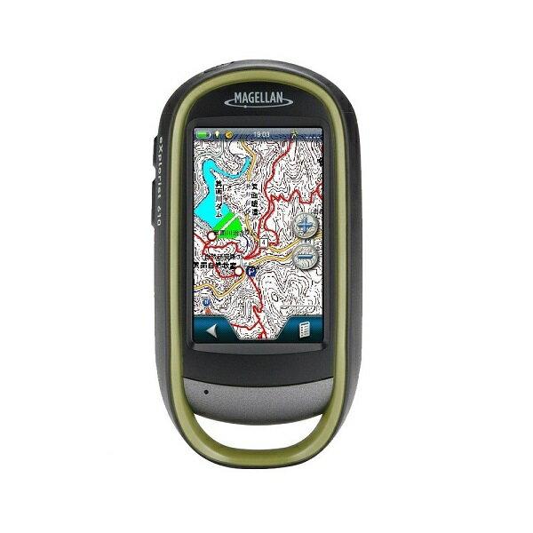 Magellan マゼラン アウトドア explorist610GSISBJP 日本地形図 日本 登山地図 搭載 タッチスクリーン式 アウトドア GPS 日本正規品 [ あす楽対象外 ] [返品不可]