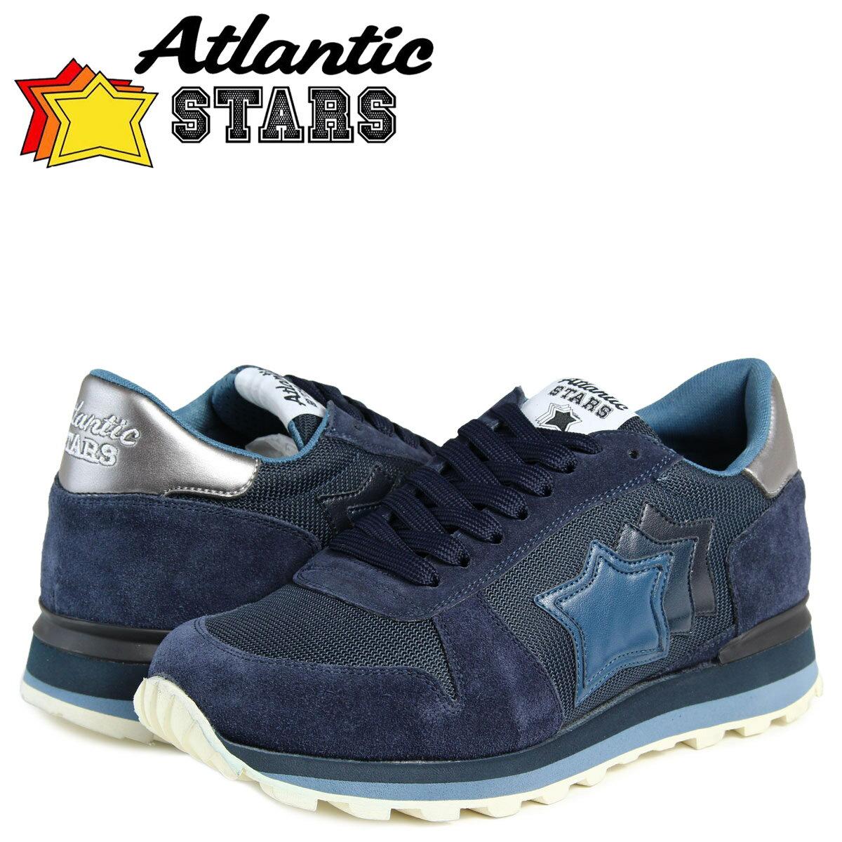 アトランティックスターズ メンズ スニーカー Atlantic STARS シリウス SIRIUS MAN-PR-LABN 靴 ネイビー 【10/19 新入荷】