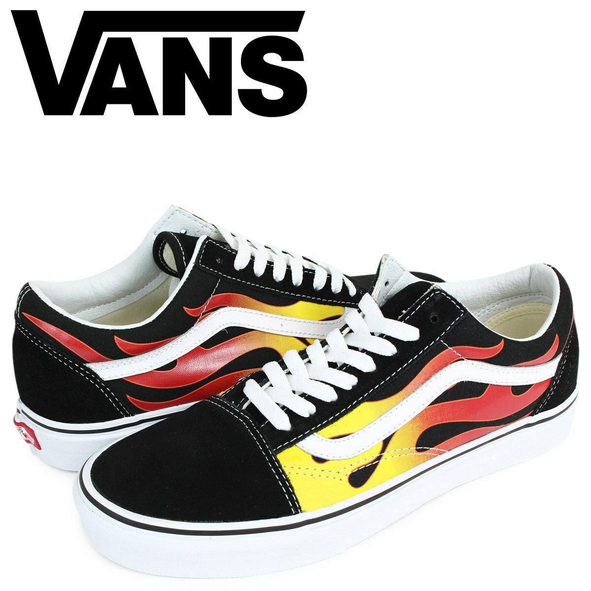 VANS オールドスクール スニーカー メンズ バンズ ヴァンズ OLD SKOOL VN0A38G1PHN 靴 ブラック 【10/30 新入荷】