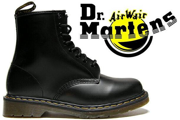 割引 Dr.Martens 8EYE BOOT 1460 118220068HOLE BOOT SMOOTH BLACKドクター・マーチン 8ホール ブーツ スムース ブラック メンズ レディース ブーツ 定番【あす楽対応】