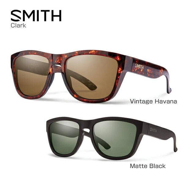 SMITH 〔スミス サングラス〕<2017>Clark〔クラーク〕【送料無料】