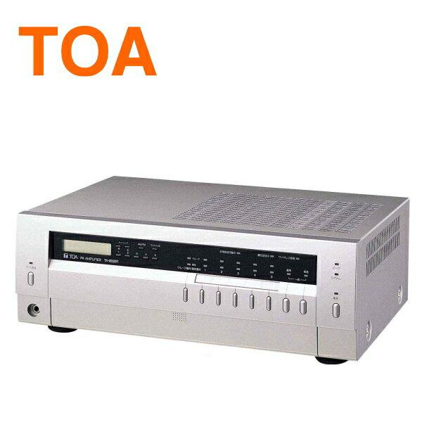 【送料無料】[ TA-2030R ] TOA PAアンプ 卓上型アンプ 30W AM/FM ラジオ付 [ TA2030R ]