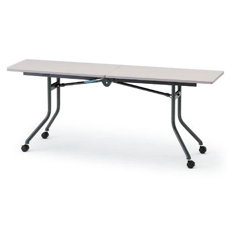 【エントリーでPt5倍】イトーキ 折りたたみテーブルBGシリーズ D60【自社便/開梱・設置付】