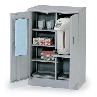 【エントリーでPt5倍】イトーキ スチール製キッチンキャビネット/W60.4×D40【自社便/開梱・設置付】