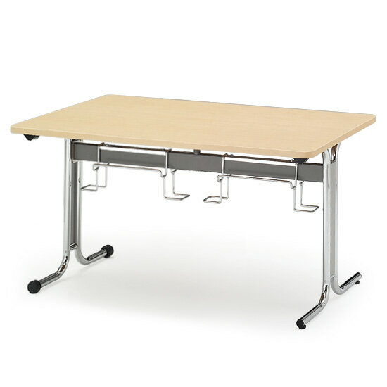 【エントリーでPt5倍】イトーキ 食堂テーブル TKEシリーズ/角型/チェアハンギングタイプ W150【自社便/開梱・設置付】