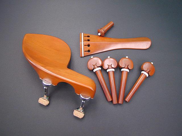 Violin Fitting set Guaruneru Hill Model