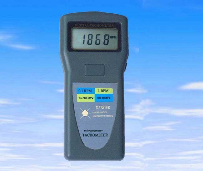 デジタルタコメーター(回転計)DT-2857