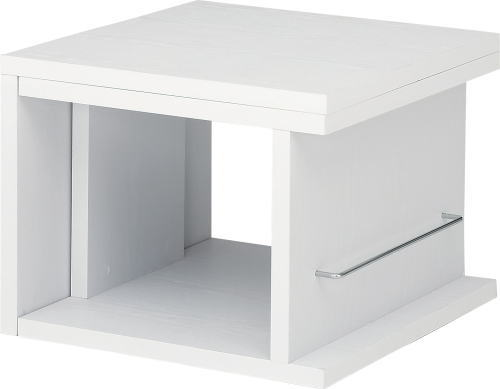 【送料無料】スライドテーブル 2個セット W48~90×D48×H37.5cm [東谷] NET-170WH テーブル インテリア家具【smtb-tk】