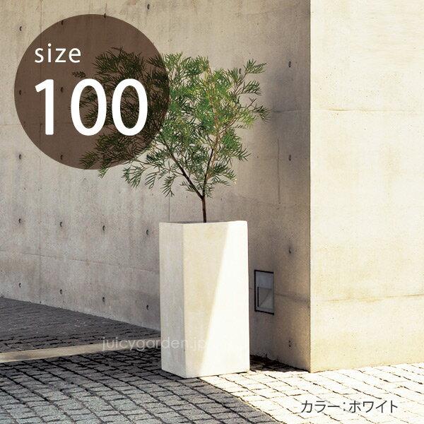 【送料無料】「クレイポット(CLAYPOT) トールキューブ100(Tall Cube 100) 180L 12号鉢対応」