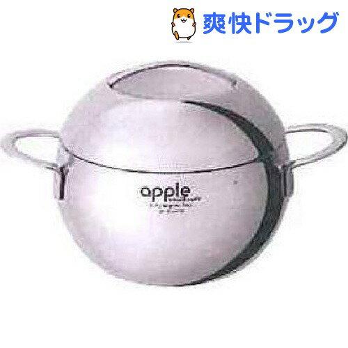 ビタクラフト アップル 両手ナベ 2.7L 2753(1コ入)【ビタクラフト】【送料無料】