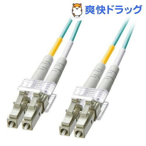 OM3光ファイバケーブル LCコネクタ-LCコネクタ 2m HKB-OM3LCLC-02L(1本入)【送料無料】