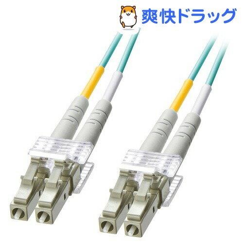OM3光ファイバケーブル LCコネクタ-LCコネクタ 3m HKB-OM3LCLC-03L(1本入)【送料無料】