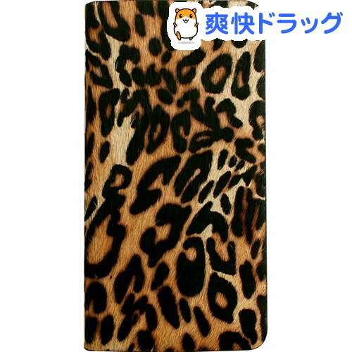 ゲイズ iPhone7 レオパードカーフヘアーダイアリー GZ7995i7(1コ入)【ゲイズ】【送料無料】