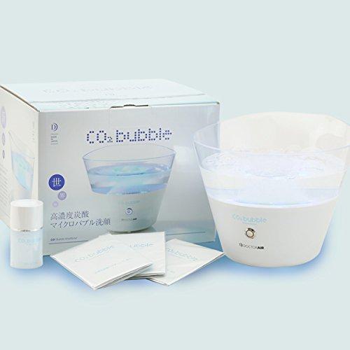 【新品】CO2バブルウォッシュボウル Dr.Air(ドクターエアー) 炭酸の泡の洗顔でお肌スッキリ!