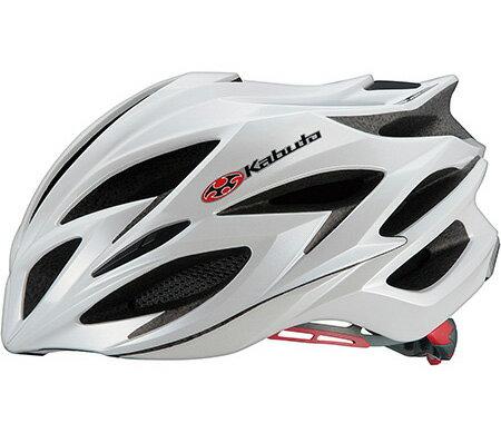 オージーケーカブト ステアー ホワイト ラウンドフォルム ヘルメット 自転車ウェア OGK KABUTO STEAIR WHITE ROUND FORM CYCLE WEAR