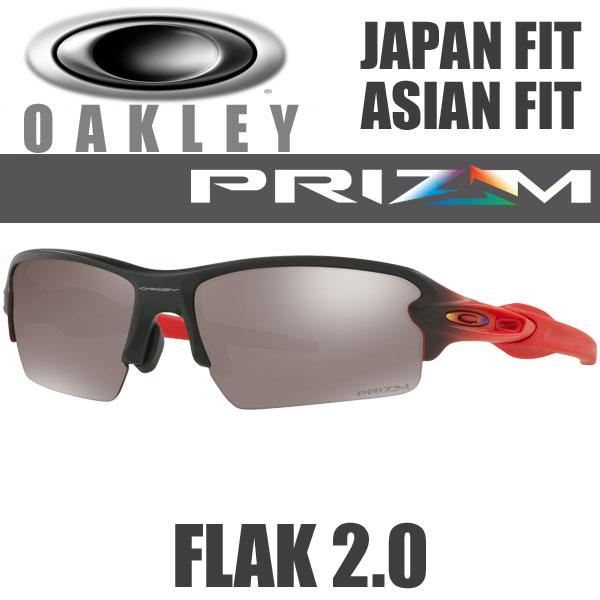 OAKLEY PRIZM BLACK POLARIZED FLAK2.0 OO9271-2061 (オークリー プリズム ブラック ポラライズド フラック2.0 サングラス) アジアンフィット / ジャパンフィット