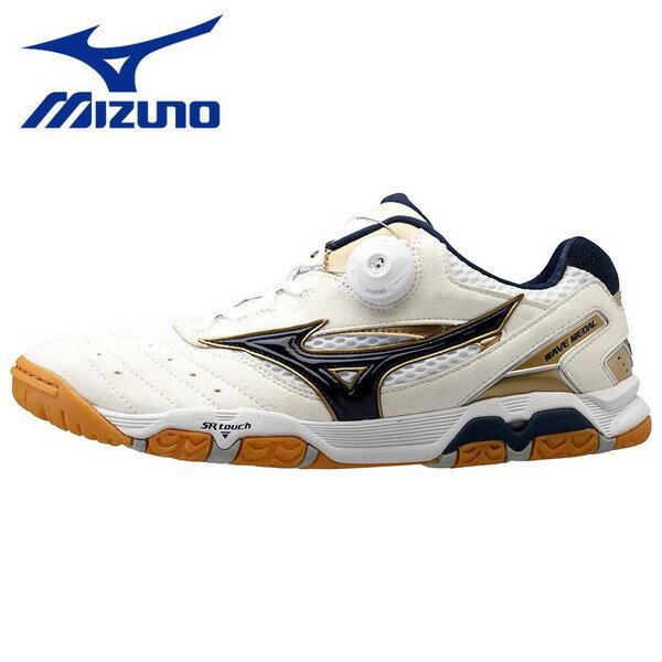 【MIZUNO-ミズノ】 ウェーブメダル SP 3 【卓球シューズ/卓球用品】